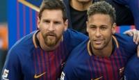Messi'den Neymar açıklaması: Takıma dönmesi beni mutlu eder