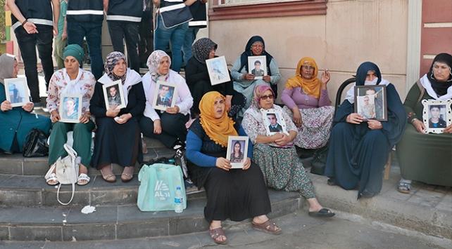Annelerin evlat nöbeti PKKnın sözde elebaşlarını tedirgin etti
