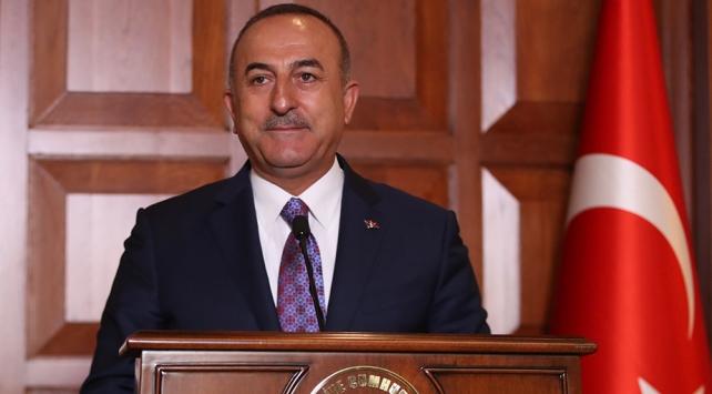 Bakan Çavuşoğlu'ndan, Türk Keneşi'ne katılma kararı