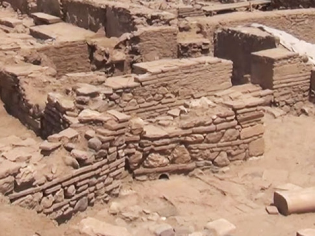 Manisada 7. yüzyılda yaşanan depremin izleri bulundu