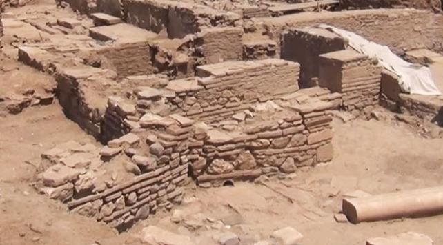 Manisa'da 7. yüzyılda yaşanan depremin izleri bulundu