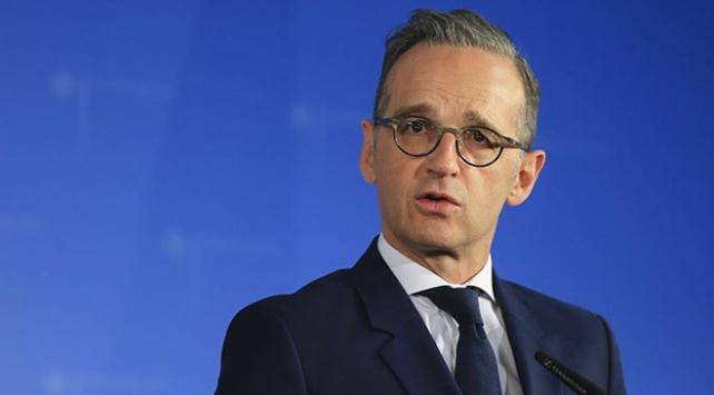 Maas: AB yükümlülüklerini yerine getirecek