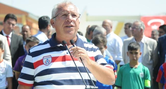 "Seyit Mehmet Özkana ""Will Daume Fair-Play Ödülü"""