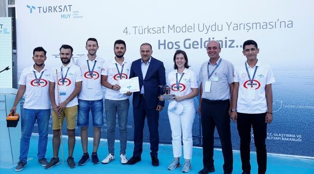 4. Türksat Model Uydu Yarışması sonuçlandı
