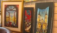 Saraybosna'nın motiflerini asırlık tahtalara işliyor