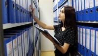 Öğrenciler Sosyal Çalışma Programı ile iş hayatına alışıyor