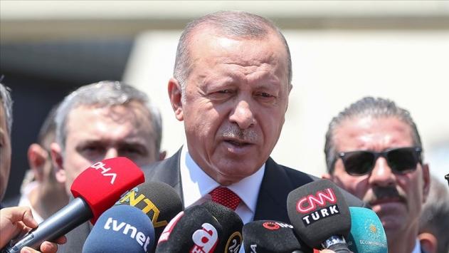Cumhurbaşkanı Erdoğan: Devlet olarak Diyarbakırdaki annelerin yanındayız