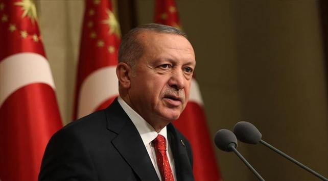 Cumhurbaşkanı Erdoğan Metin Oktay'ı andı