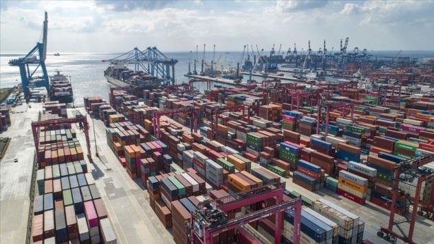 Türkiyeden temmuzda Avrupa Birliğine 7,6 milyar euroluk ihracat