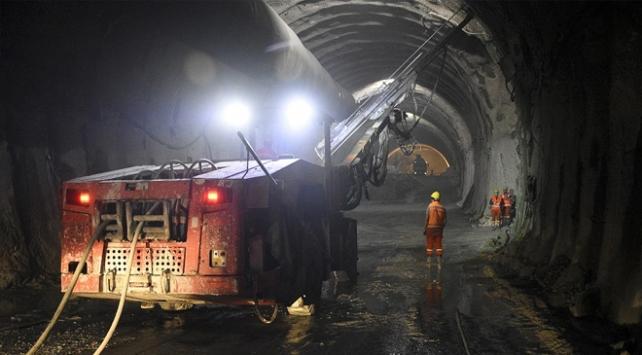 Yeni Zigana Tünelinin yüzde 61i tamamlandı