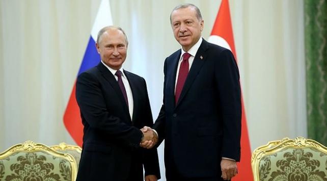 Kremlinden Cumhurbaşkanı Erdoğan-Putin görüşmesi öncesi açıklama