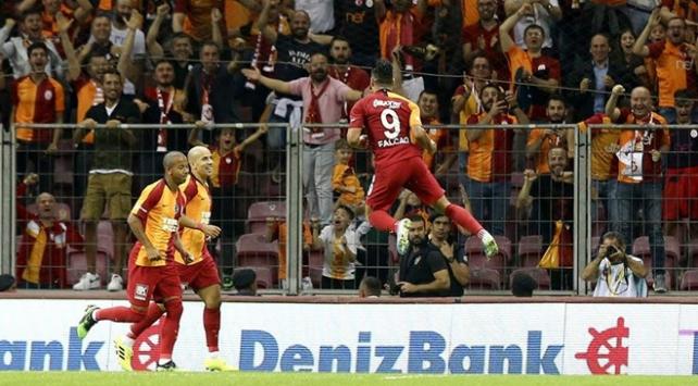 Galatasaray Falcaonun ilk golüyle kazandı