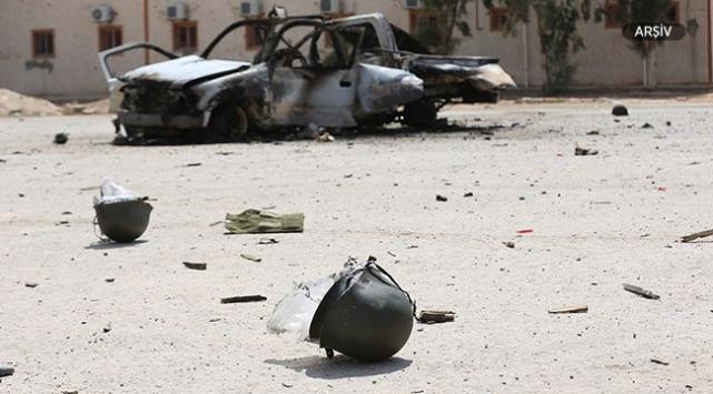 Libya'da UMH güçlerinin hava operasyonunda Hafter'in komutanları öldü