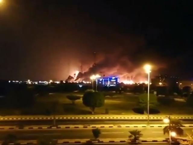 Suudi Arabistanda petrol tesislerine drone saldırısı