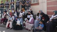 32 ailenin evlat nöbeti devam ediyor