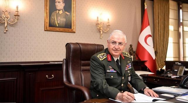 Genelkurmay Başkanı Güler ABDli mevkidaşı ile görüştü