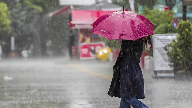 Rize ve Artvinde kuvvetli yağış uyarısı
