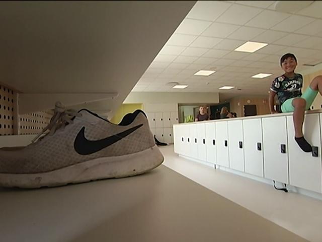 İsveç'te bir okul beynin rahat çalışması için tasarlandı