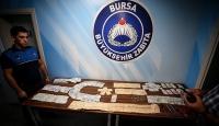 Bursa'da dilencinin üzerinden 16 bin lira çıktı