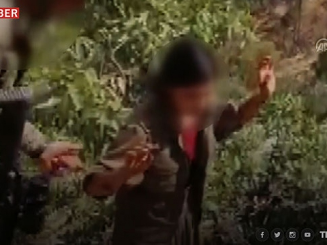Mehmetçik'ten teslim olan yaralı teröriste şefkat eli