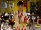 Paratekvandocu Fahrettin'in hedefi dünya şampiyonluğu