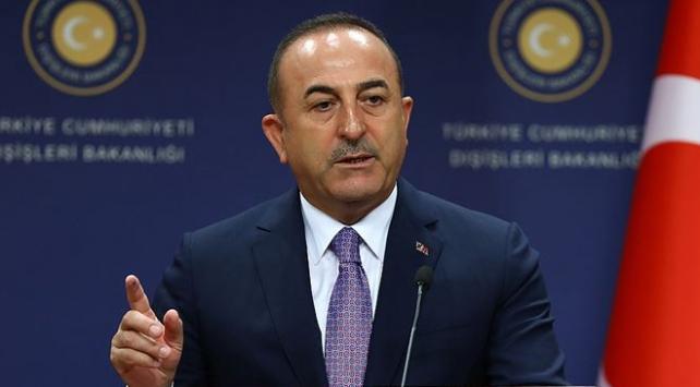 Dışişleri Bakanı Çavuşoğlu: Netanyahunun ilhak açıklaması alçakça bir girişim