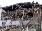 Çankırı'da bazı binalar ağır hasar aldı