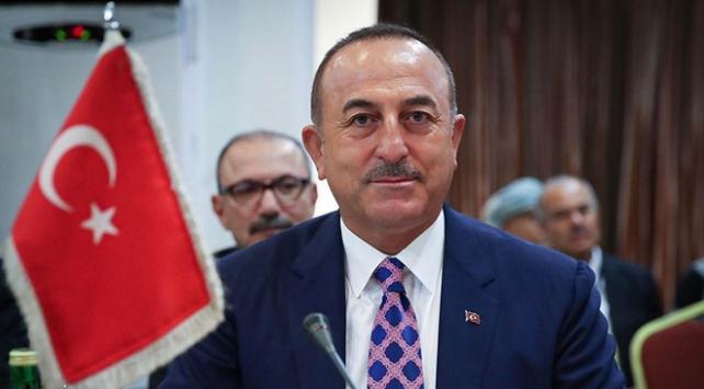Dışişleri Bakanı Çavuşoğlu mevkidaşları Malki ve Safadi ile görüştü