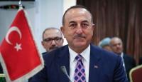 Dışişleri Bakanı Çavuşoğlu'ndan Cidde'de yoğun diplomasi