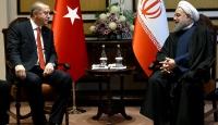 Cumhurbaşkanı Erdoğan-Ruhani görüşmesi başladı