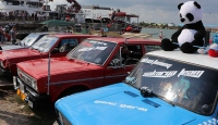 Otomobil tutkunları Düzce'de buluştu