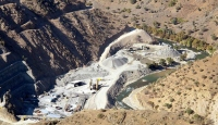 Avrupa'nın en büyük barajı için geri sayım sürüyor