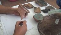 Ahlat'taki kazılarda 5 bin yıllık seramikler keşfedildi