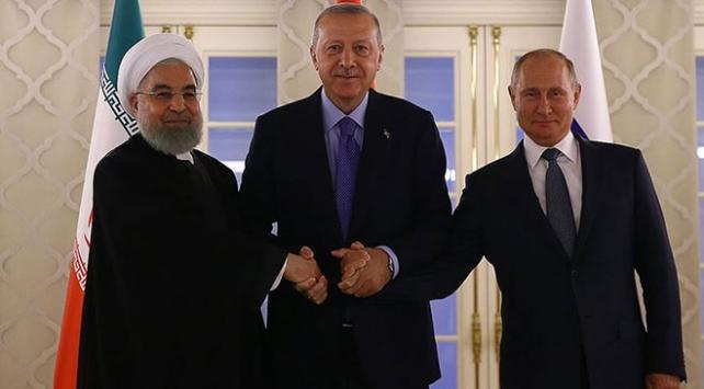 """""""Suriyede kalıcı çözüm bulunması noktasında tam mutabakat içindeyiz"""""""