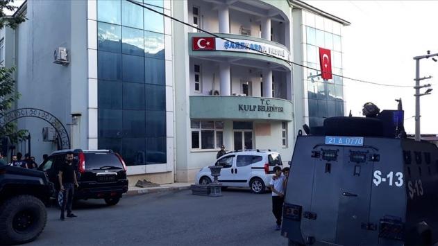 Tutuklanan HDPli Kulp Belediye Başkanının yerine görevlendirme