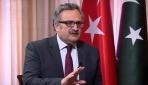Pakistanın Ankara Büyükelçisi Qazi, TRT Habere konuştu (2)