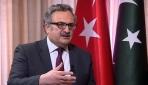 Pakistanın Ankara Büyükelçisi Qazi, TRT Habere konuştu (4)