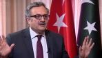 Pakistanın Ankara Büyükelçisi Qazi, TRT Habere konuştu (5)