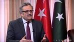 Pakistanın Ankara Büyükelçisi Qazi, TRT Habere konuştu (1)