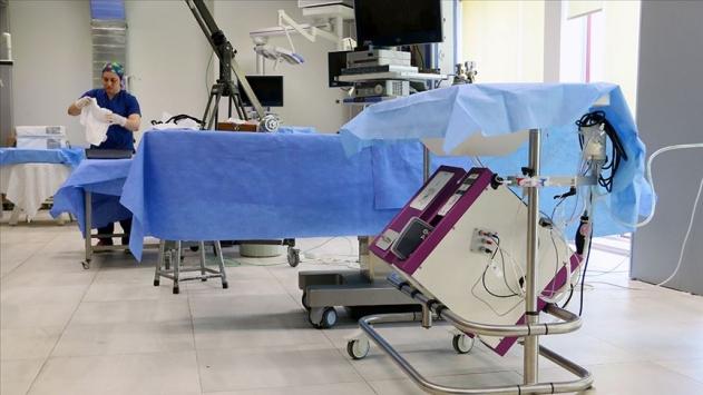 Akdeniz Üniversitesinde 96 saatte 7 böbrek 2 karaciğer nakli yapıldı