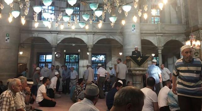 Merhum Başbakan Adnan Menderes için mevlit okutuldu