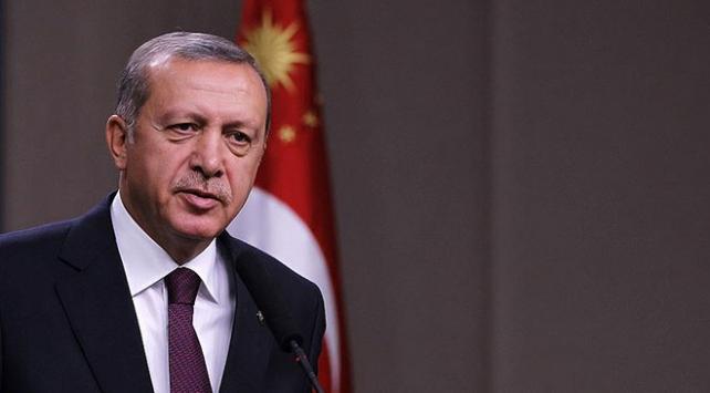 Cumhurbaşkanı Erdoğandan Kayaalpe kutlama telgrafı