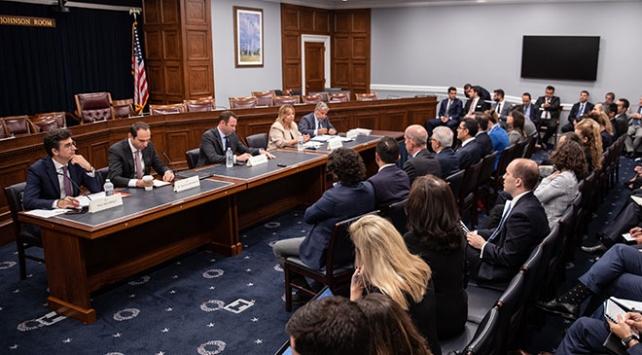 TürkAmerikan ilişkileri ABD Kongresinde tartışıldı