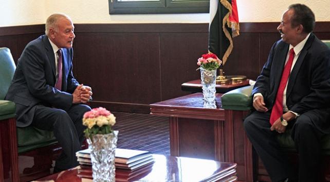 Arap Birliği Sudana desteğe hazır
