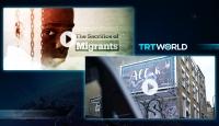 TRT World uluslararası 2 önemli ödüle aday