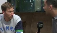 Filip Holosko, TRT Spor'a özel açıklamalarda bulundu