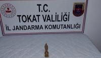 Tokat'ta 1400 yıllık olduğu tahmin edilen heykel bulundu