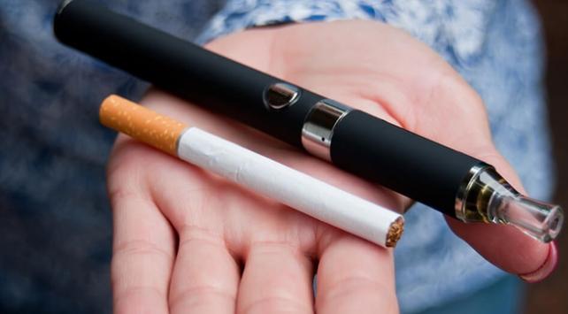 ABDdeki elektronik sigara krizi Avrupaya sıçradı