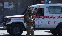 Afganistan'da elektronik kimlik dağıtım merkezine saldırı