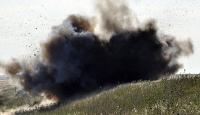 Şanlıurfa'da yol kenarına tuzaklanmış patlayıcı imha edildi